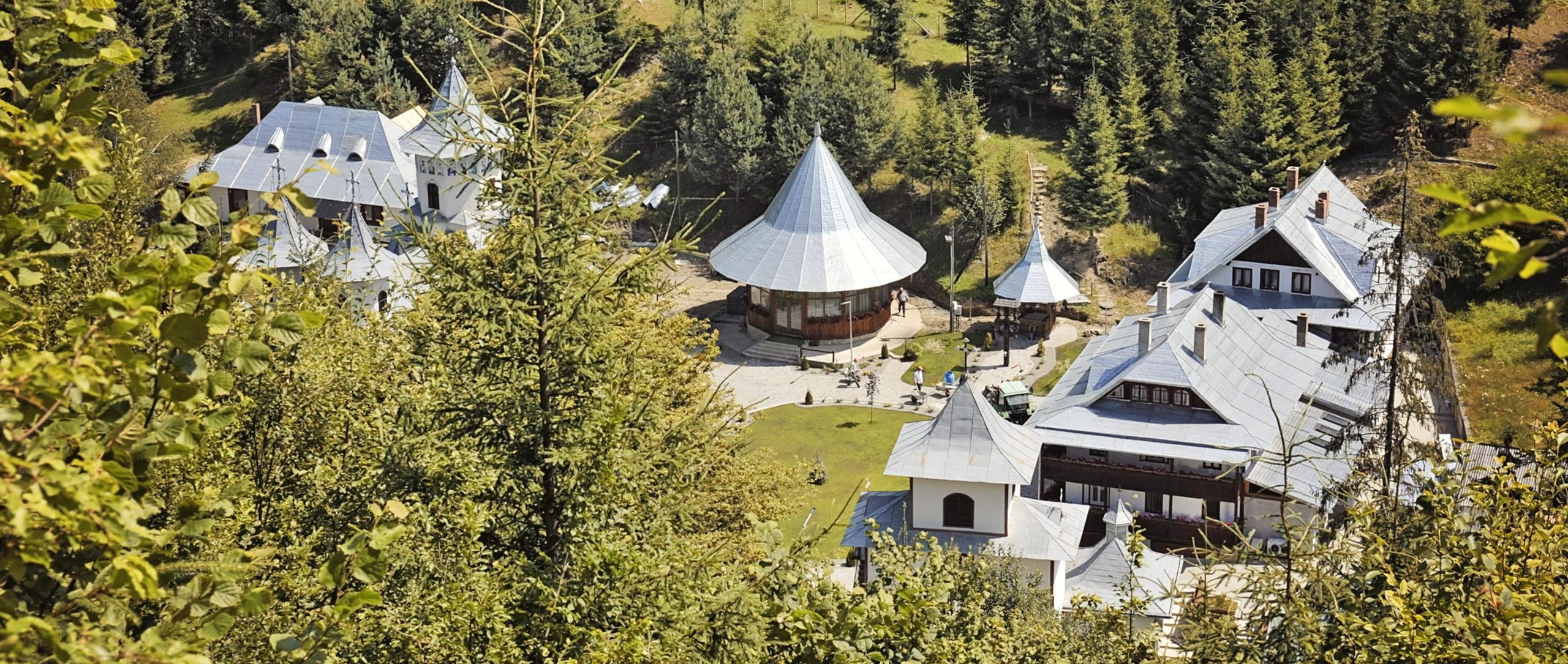 Manastirea Doroteia - Slide 1