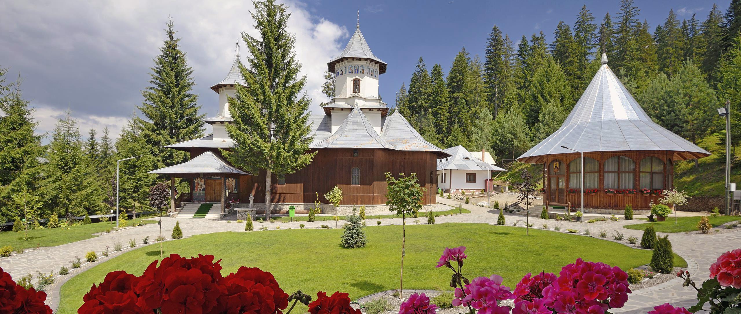 Manastirea Doroteia - Slide 2